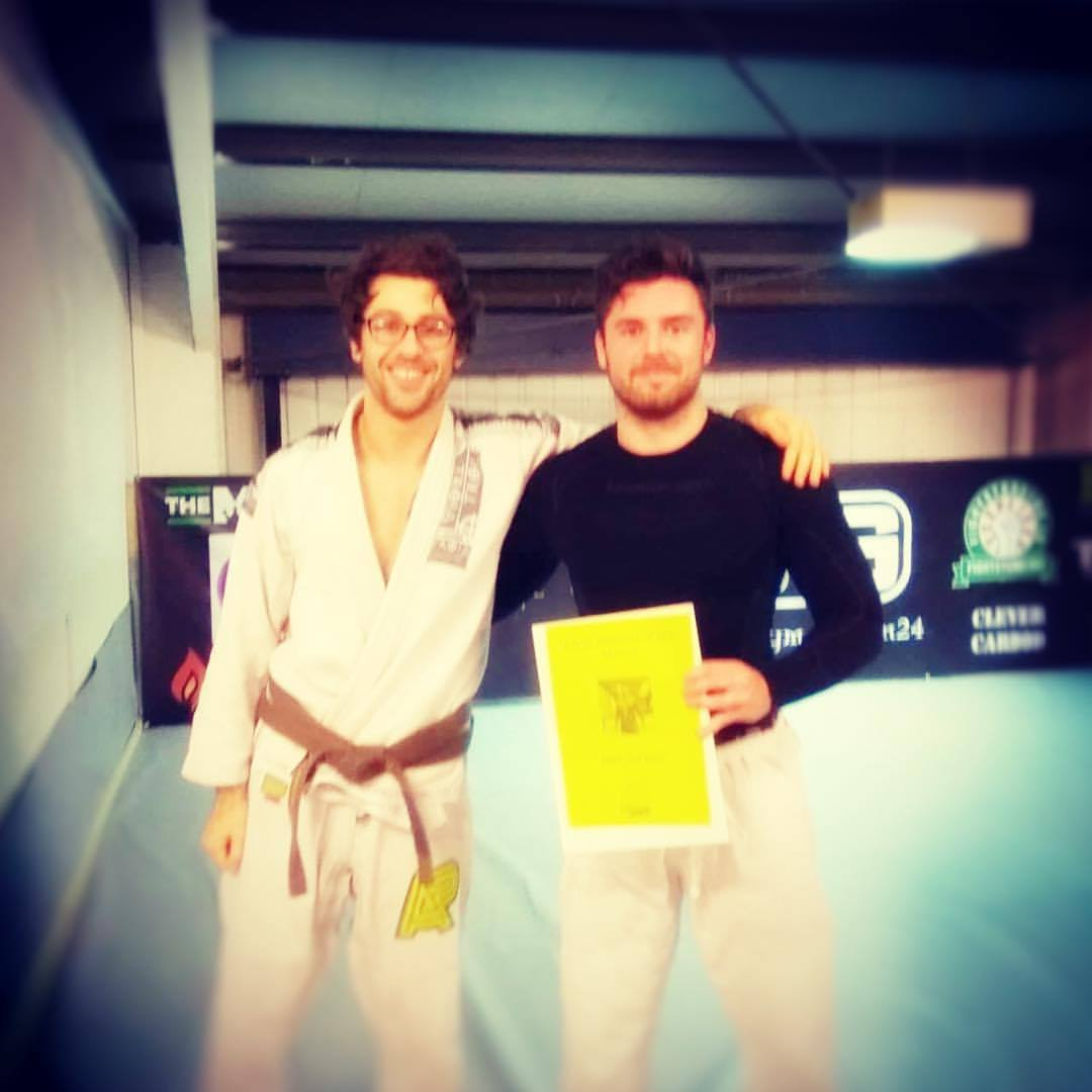 The Holohan Martial Arts student of the month is Neil Tarpey